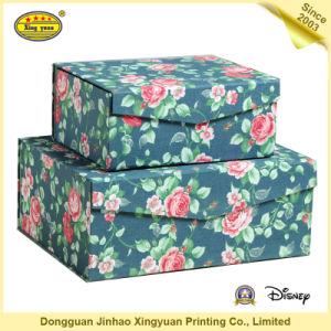 Customized Rigid Packaging Gift Flower Box