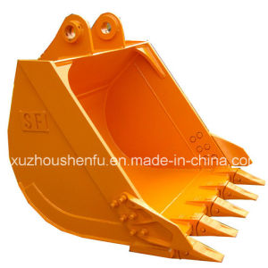 1.0cbm Excavator Standard Bucket pictures & photos