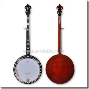 Dual Coordinator Truss Rod 5 String Banjo (ABO245HH-3) pictures & photos