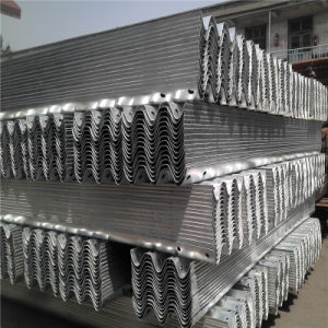 Traffic Guardrail Galvanized Steel Highway Guardrail pictures & photos