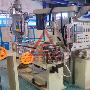 Copper Sheathing Plastic Extruder Line pictures & photos