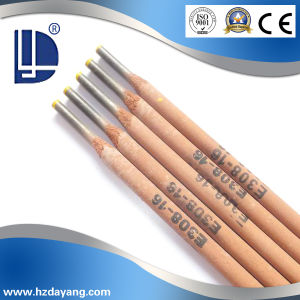 Inox Welding Electrodes pictures & photos