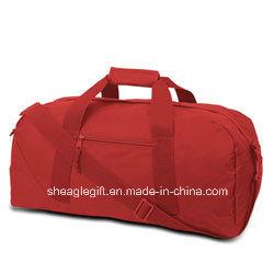 2016 Fashion Large Foldable Canvas Duffel Bag pictures & photos