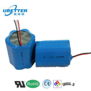 Rechargeable 7.4V 5200mAh Lithium Battery for Torch Light Battery pictures & photos
