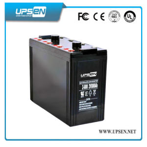 12V 100ah AGM Gel Deep Cycle Battery for Solar System pictures & photos
