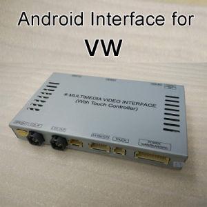 Car DVD Player Android Interface Navigation for VW Passat/Golf7/Lamando/Skoda pictures & photos