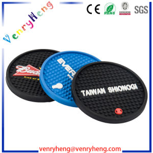 Rubber Placemat Cup Coasters PVC Coaster for Promotional Gift pictures & photos