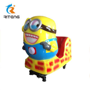 Durable Coin Operated Kiddie Ride Amusement Rides Kids Car for Playground pictures & photos