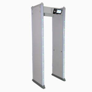 Security Entrance Walk Through Metal Detector Door pictures & photos