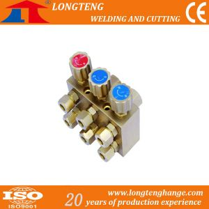 Longteng Gas Distributor for CNC Gantry Machine Gas Control pictures & photos