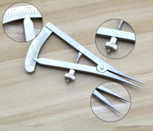 Eyelid Instrument Castroviejo Measuring Caliper pictures & photos