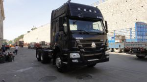 Hot Sale HOWO Tractor Truck Head Trailer Head of Sinotruk 6X4 336/371HP pictures & photos