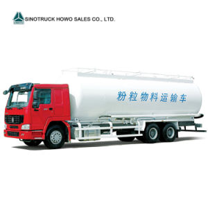 Sinotruk HOWO Bulker Cement Transport Truck, Bulker Cement pictures & photos