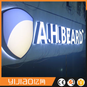 Beautiful Outdoor Advertising Acrylic Letters Sign pictures & photos
