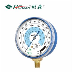 Manometer 2/ Pressure Gauge/ Single Gauge/ Meter pictures & photos