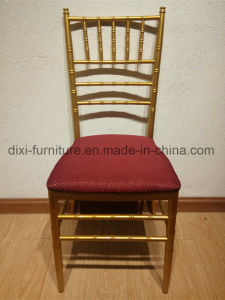 Iron Chiavari Chair for Wedding and Event pictures & photos