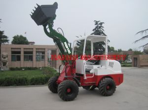 Ce Multi-Function Mini Loader (HQ910C) with Bale Clamp pictures & photos