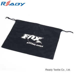 Black 190d Polyester Drawstring Tool Pouch for Bicycle Accessories pictures & photos