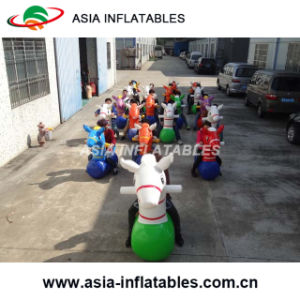 New Arrival Funny Jump Inflatable Pony Hops for Sale pictures & photos