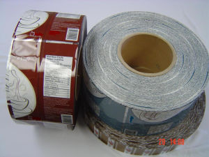 Sleeve Label (35um) PVC Material for Sleeve Labeling Machine pictures & photos