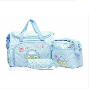 Lovely Mummy Shoulder Handbags Changing Diaper Baby Bag pictures & photos