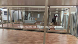 Mobile Prefabricated/Prefab Container House for Construstion Area pictures & photos