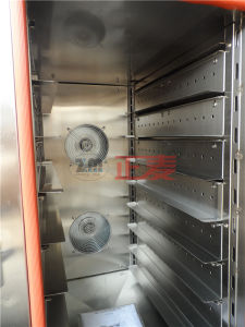 Industrial 8 Trays Hot Air Bread Machine with Convection Parts (ZMR-8M) pictures & photos