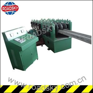 Highway Safety Barrier Maintenance Equipment W Beam Guardrail Repair Machine pictures & photos