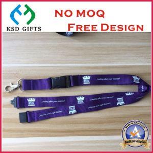 Quality Heat Transfer Print/Woven/Nylon Neck Lanyard with Yoyo (KSD-1182) pictures & photos