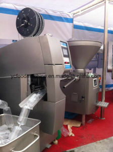 Automatic Sausage Filling and Clipping Machine/Sausage Production Line pictures & photos