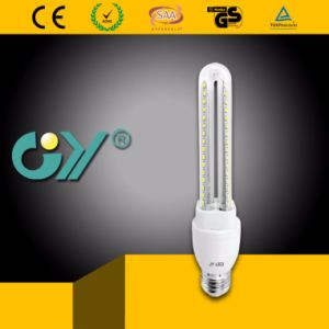 Hot China 4W 6W 8W Glass 2u SMD2835 LED Light pictures & photos