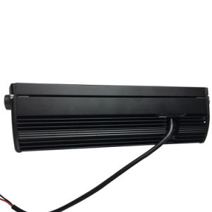 LED18-30W Super Thin 30W Single Row LED Light Bar for Offroad SUV ATV pictures & photos