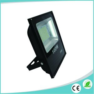 IP66 Waterproof 100W SMD LED Floodlight with 3years Warranty pictures & photos