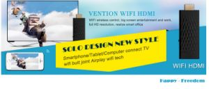 2017 Cheapest Wireless Miracast HDMI Dongle Ezcast WiFi Display Dongle pictures & photos