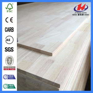 Plain Sheet Building Material Primed Wood MDF Board pictures & photos
