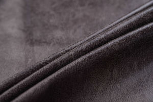 Suede Leather Like Car Upholstery Fabric pictures & photos