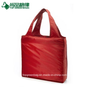 Wholesale Fashion Promotional Polyester Tote Bag Shopping Grocery Bag pictures & photos