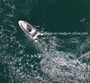 Liya 5.8m China Cheap PVC Inflatable Rib Boat Manufacturer pictures & photos