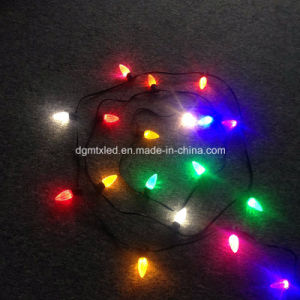 Novelty Light Plastic Outdoor String Light C9 Christmas Replacement Bulb pictures & photos