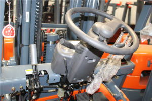 Diesel Powered 3 Ton Forklift Price pictures & photos