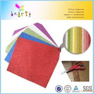 Iridescent Glitter Paper pictures & photos