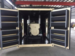 Cummins Engine 360kw/450kVA Container Portable Silent Power Electric Diesel Generator pictures & photos