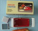 Potato Chipper W/ Two Set Knife (YLE011)