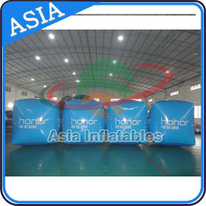 Custom Made Square Inflatable Buoy for Water Event pictures & photos