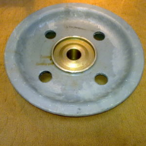 Cast Iron Wheel Casting for Mining Equipment pictures & photos