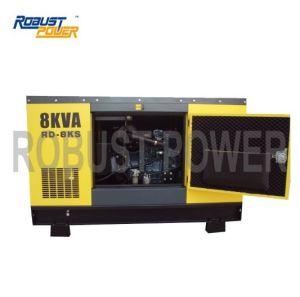 High Power Silent Diesel Generator Set pictures & photos