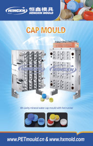 32 Cavities Cap Mould With Hot Runner pictures & photos