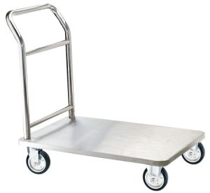 Trolley for Transportion with Stainless Steel (XL-05) pictures & photos
