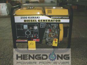2kw Diesel Generator (Open Type)