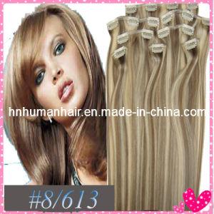 Clip-in Human Hair Extensions (HN-C-070)